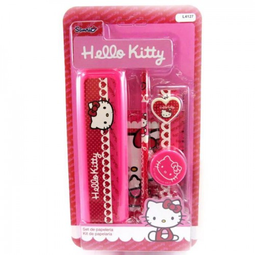 SET ECRITURE 6PCES HELLO KITTY