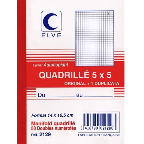 MANIFOLD Q5X5 10X14 DUPLI 50F NCR