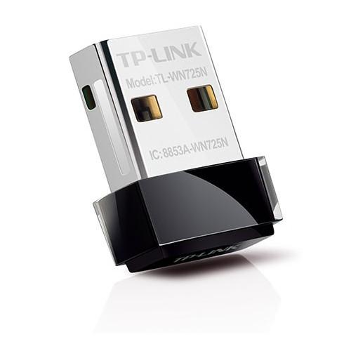 ADAPTATEUR NANO USB S/ FIL N 150MBPS