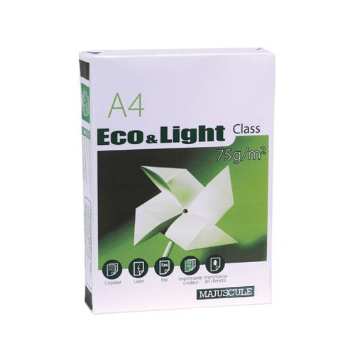 PAPIER MULTI USAGES A4 ECO&LIGHT BLANC