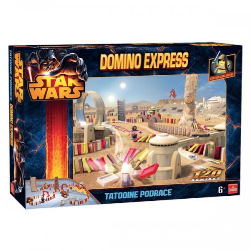 DOMINO EXPRESS STAR WARS TATOOINE PODRAC