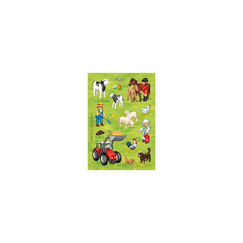 STICKERS MAGIC PLAYMOBIL A LA FERME