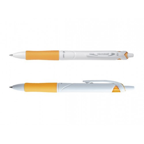 STYLO BILLE ACROBALL PURE WHITE 1MM