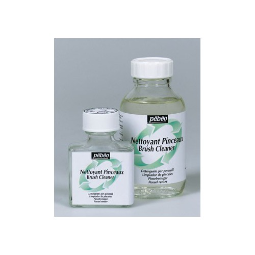 NETTOYANT PINCEAUX 75ML P/ACRYLICS EXTRA