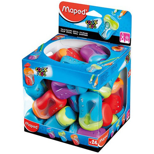 TAILLE CRAYONS 2USAGES RESERVE COLOR PEP