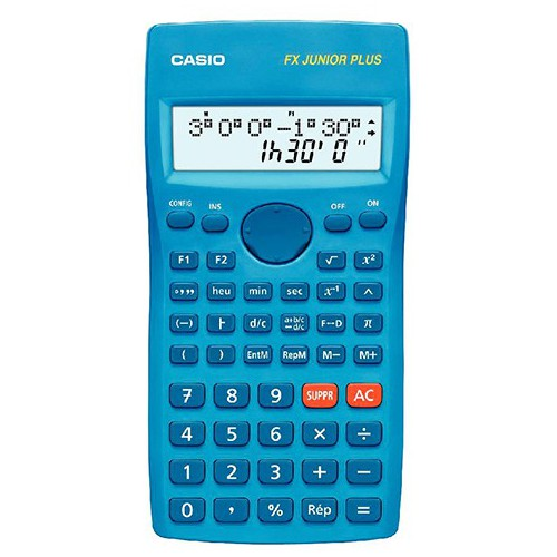 CALCULATRICE SCIENTIFIQUE JUNIOR PLUS