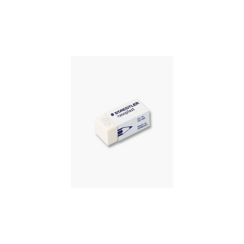 GOMME CRAYON PM BLANCHE
