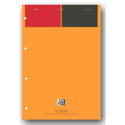 BLOC NOTES A4+ 80P OXFORD LIGNE L6 80G