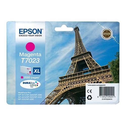 CARTOUCHE JET ENCRE EPSON T7023 XL MAGEN
