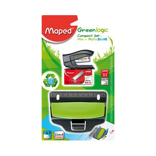 KIT AGRAFAGE GREENLOGIC
