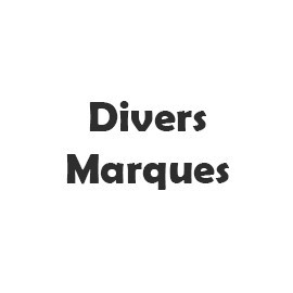 Divers marques