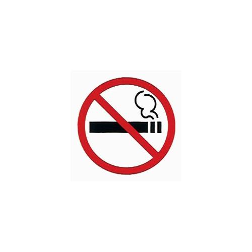 Etiquette Signalisation Zone Non Fumeurs