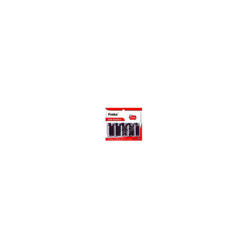 Blis 5 Rouleaux Encreur Foska Nb0210-4 18Mm