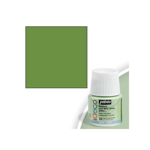 PBODECO MAT 45ML GREENGOLD