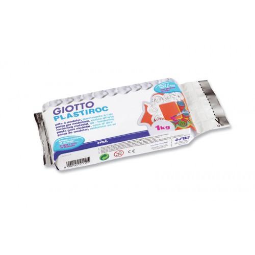 PAIN 1KG PLASTIROC BLANC