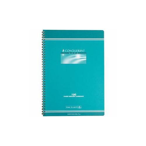 CAHIER SPIRALE A4 180P CLASSIQUE Q5X5