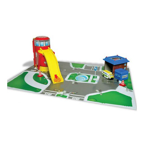 COFFRET HOPITAL & CIRCUIT EMERGENCY CITY