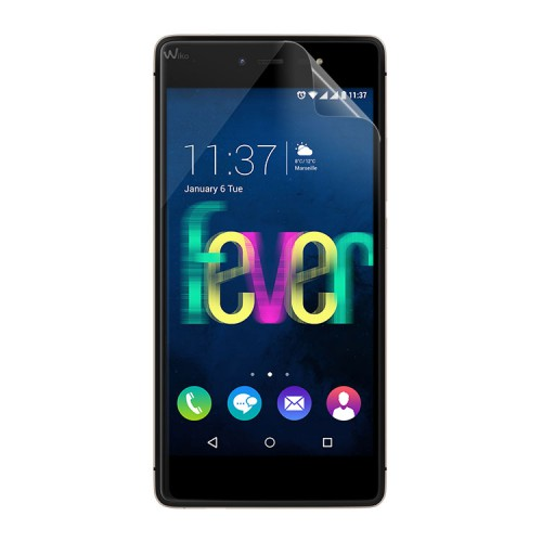 SET 2 FILMS PROTECT WIKO FEVER 4G