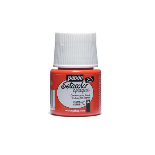 SETACOLOR 45ML OPAQUE VERMILLON