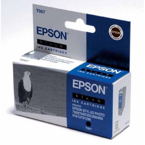 CARTOUCHE JET ENCRE EPSON T0074 NOIR