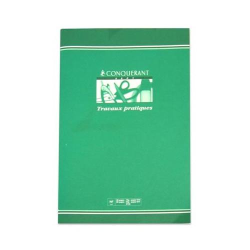 CAHIER TP PIQURE 24X32 120P UNI SEYES