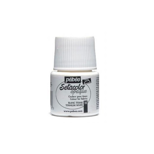 SETACOLOR 45ML OPAQUE BLANC