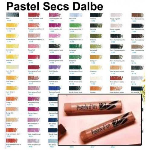 PASTEL SEC D ART ROSE FL