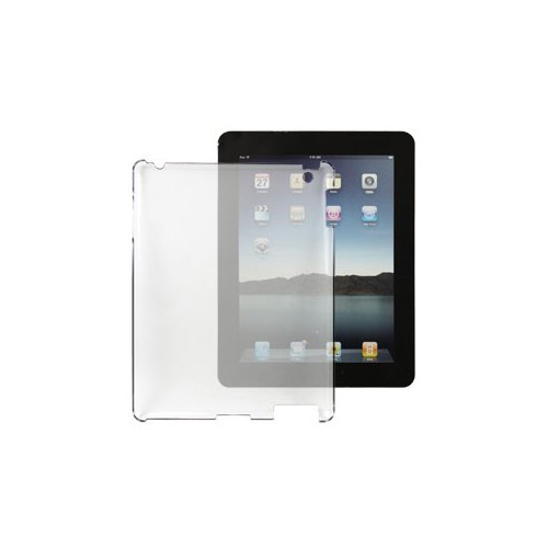 COQUE ARRIERE IPAD 2&3 CRYSTAL