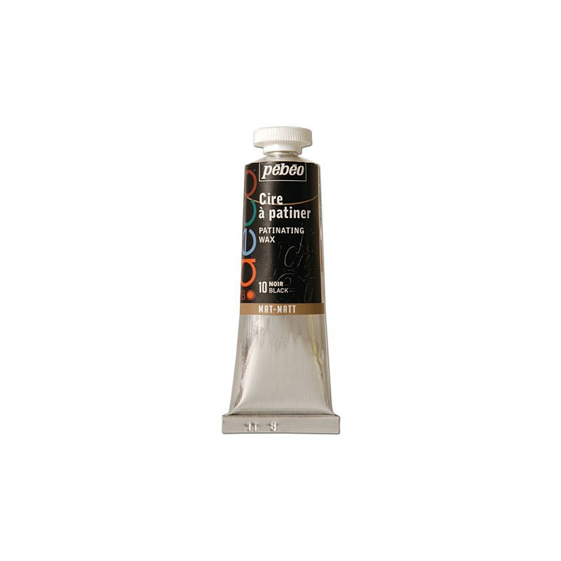 CIRE A PATINER 37ML PBO DECO NOIR