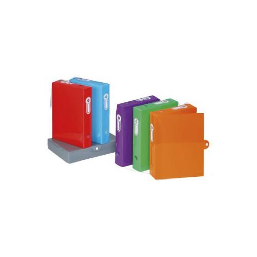 BOITE CLASSEMENT 24X32 DOS60MM ICE CLASS