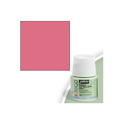 PBODECO MAT 45ML ROSE ANTIQUE
