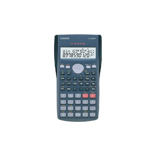 CALCULATRICE SCIENTIFIQUE CASIO FX82MS