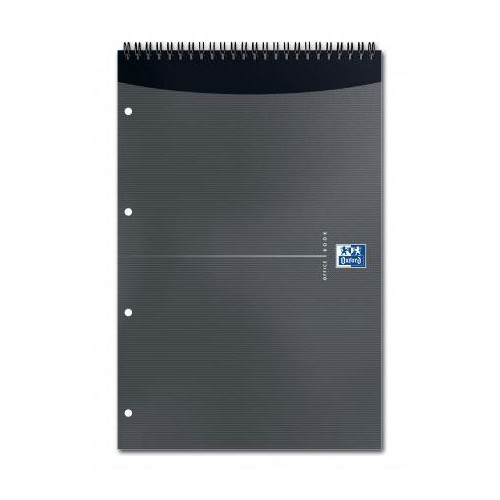 BLOC NOTES A5 100P ESSENTIALS Q5X5