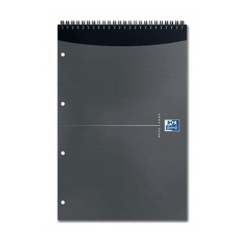 BLOC NOTES A5 100P ESSENTIALS Q5X5