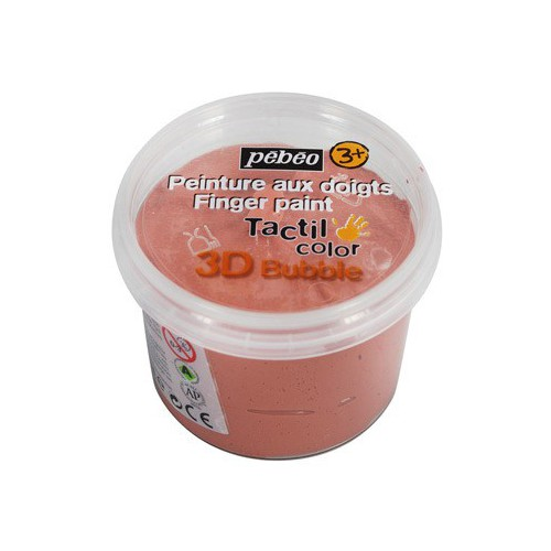 TACTILCOLOR 3D BUBBLE 100ML MARRON CLAIR