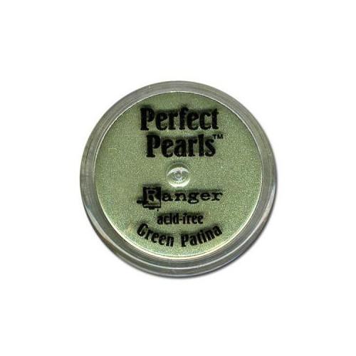 POUDRE PERFECT PEARLS PATINE VERTE