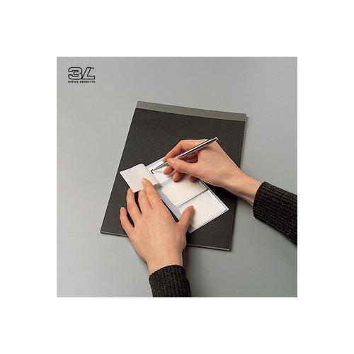 SAC 18 ETIQUETTES PLASTIF 60X80MM ADHES