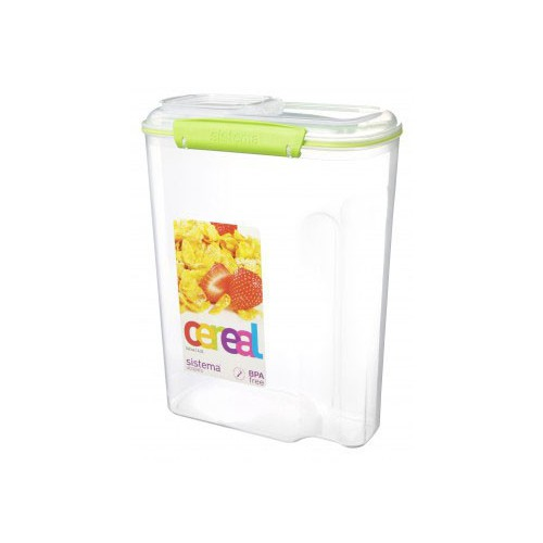 BOITE A CEREALES 4.2L ASSORTIES