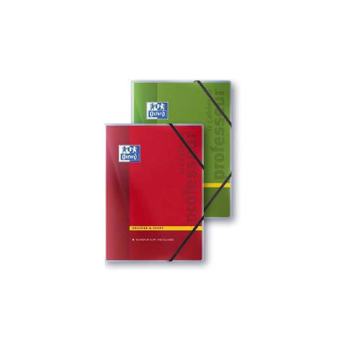 CAHIER PROFESSEUR A4 144P COLLEGE LYCEE