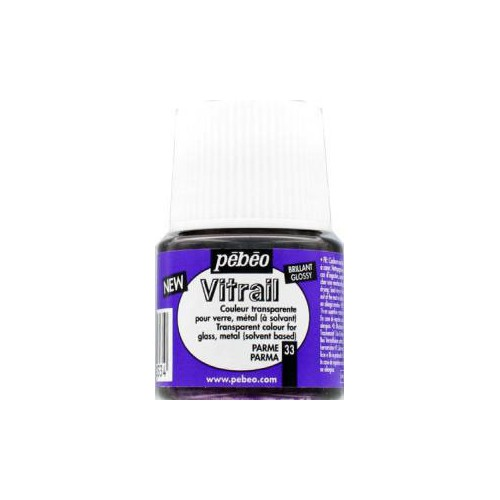 VITRAIL 45ML TRANSPARENT PARME