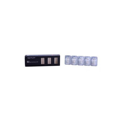 SET 5 ATOMISEURS CIGARETTES E-FIT