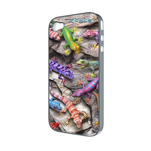 COQUE 3D IPHONE 4 GECKOS