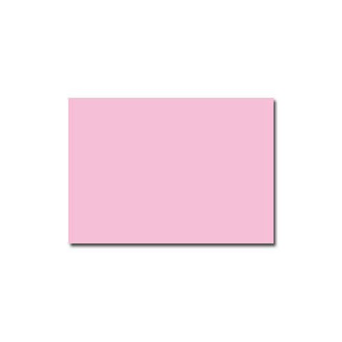 PAQUET 25 CARTES 110X155MM 210G ROSE