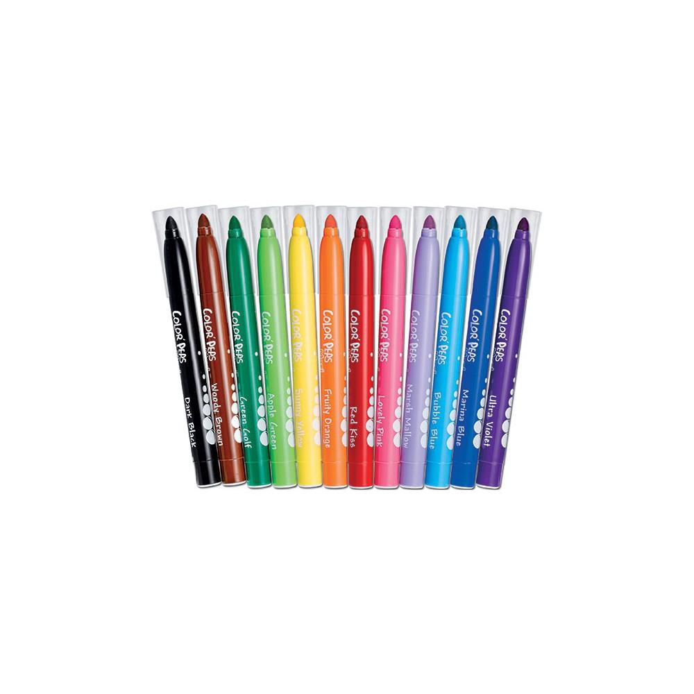 Feutre Coloriage Color Peps 1er Age Magasin Papeterie Noumea