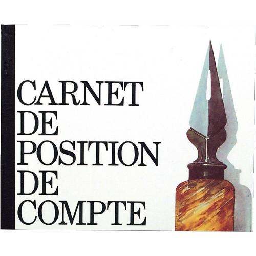 PIQURE 16X19 POSITION DE COMPTE 40P