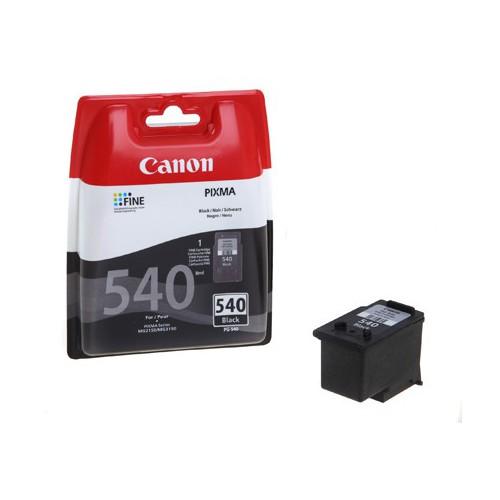 CARTOUCHE JET ENCRE CANON PG-540 NOIR