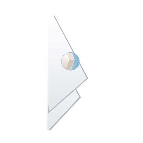 CARTON PLUME A3 ZEPHYR 5MM BLANC