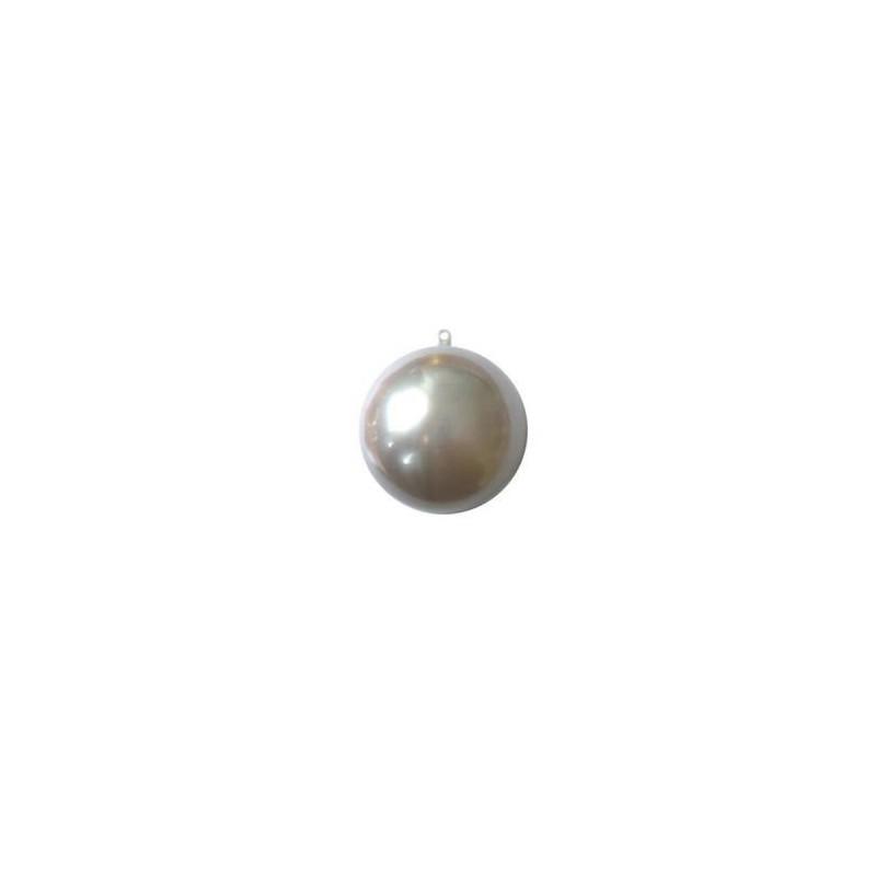 BOULE PLAST.DIVISIBLE D50MM ARGENT