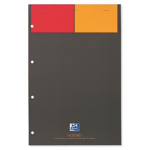 BLOC NOTES A4+ 80P NOTEPAD Q5X5 80G