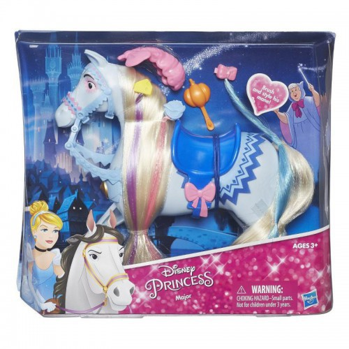 POUPEE DISNEY CHEVAUX ROYAUX ASS.
